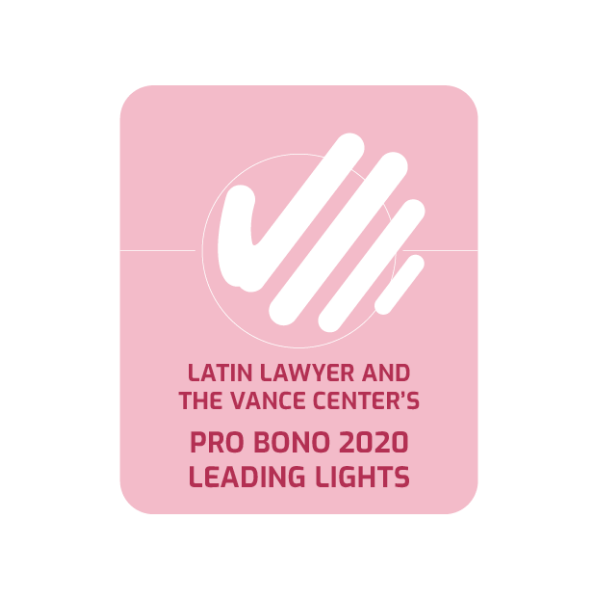 Probono 2020 Leading Lights