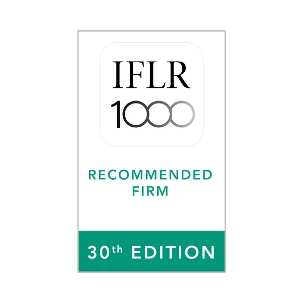 IFLR 1000 Firm 2021